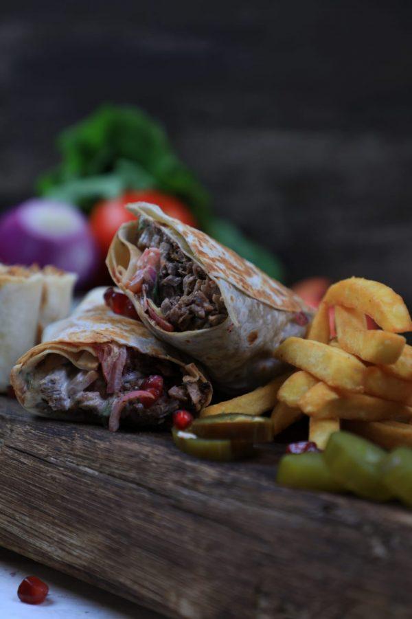 beef shawarma vibes